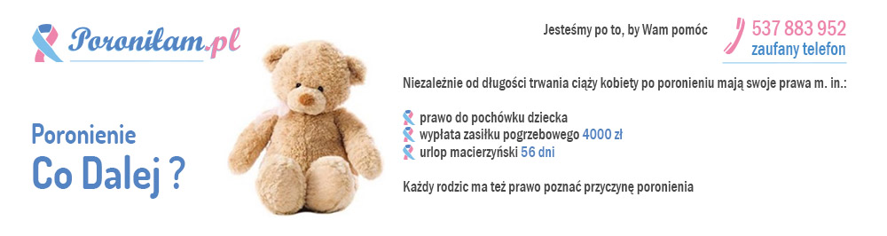 Poroniłam.pl