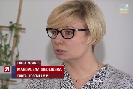 Poroniłam.pl w mediach