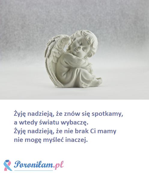 Cytaty Po Stracie Dziecka Poroniłampl