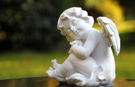 historia mojego aniołka