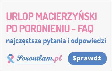 Urlop macierzyński po poronieniu - FAQ